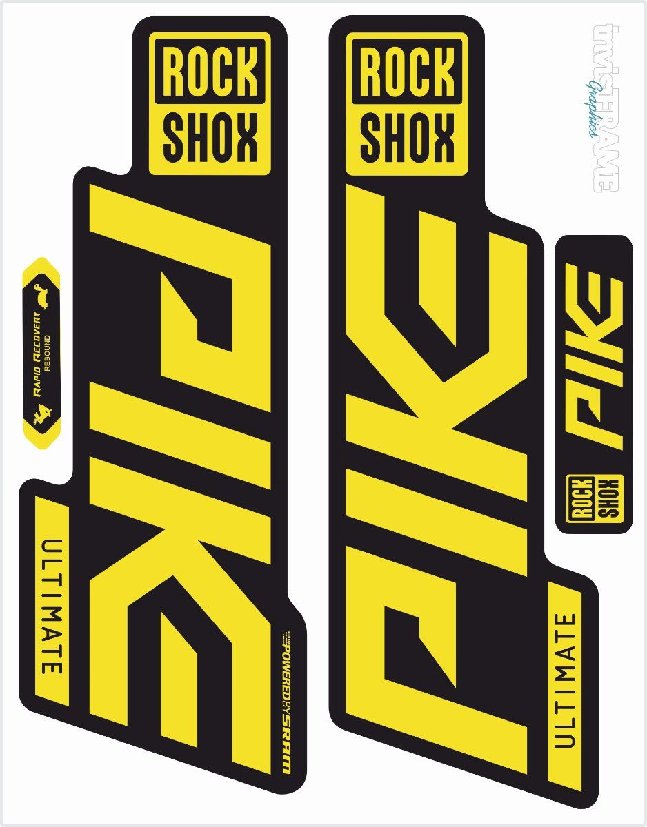 Fall 2020 Decals.Pike 2020 Ultimate Decals