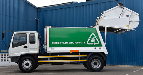 Isuzu Medium Commercial Trucks | Isuzu N-Series
