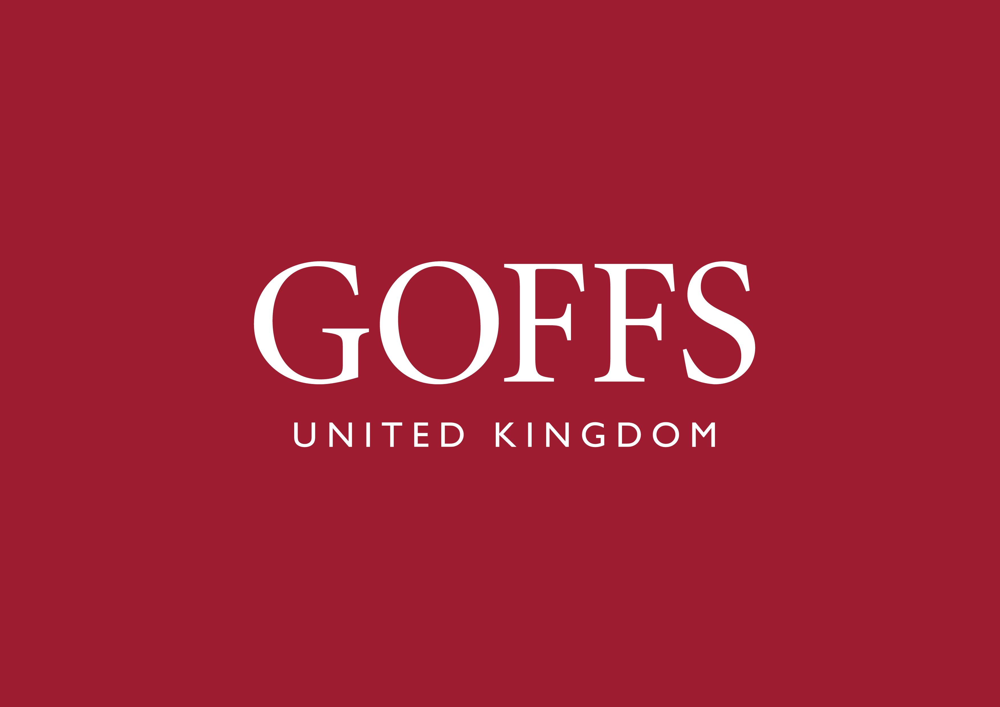 Goffs UK logo