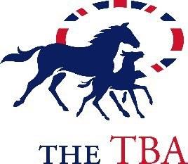 Thoroughbred Breeders' Association (TBA) logo