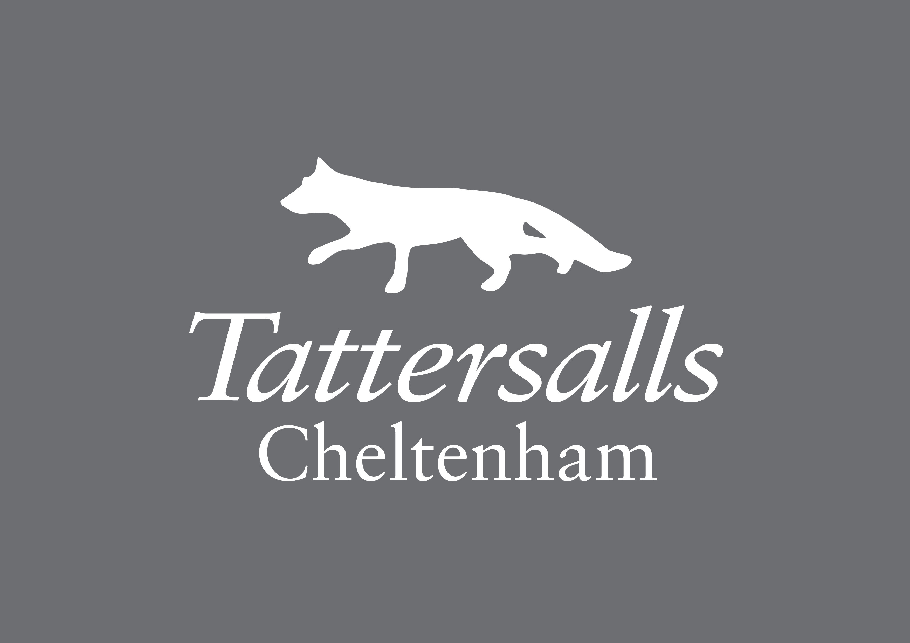 Tattersalls Cheltenham April Sale Logo