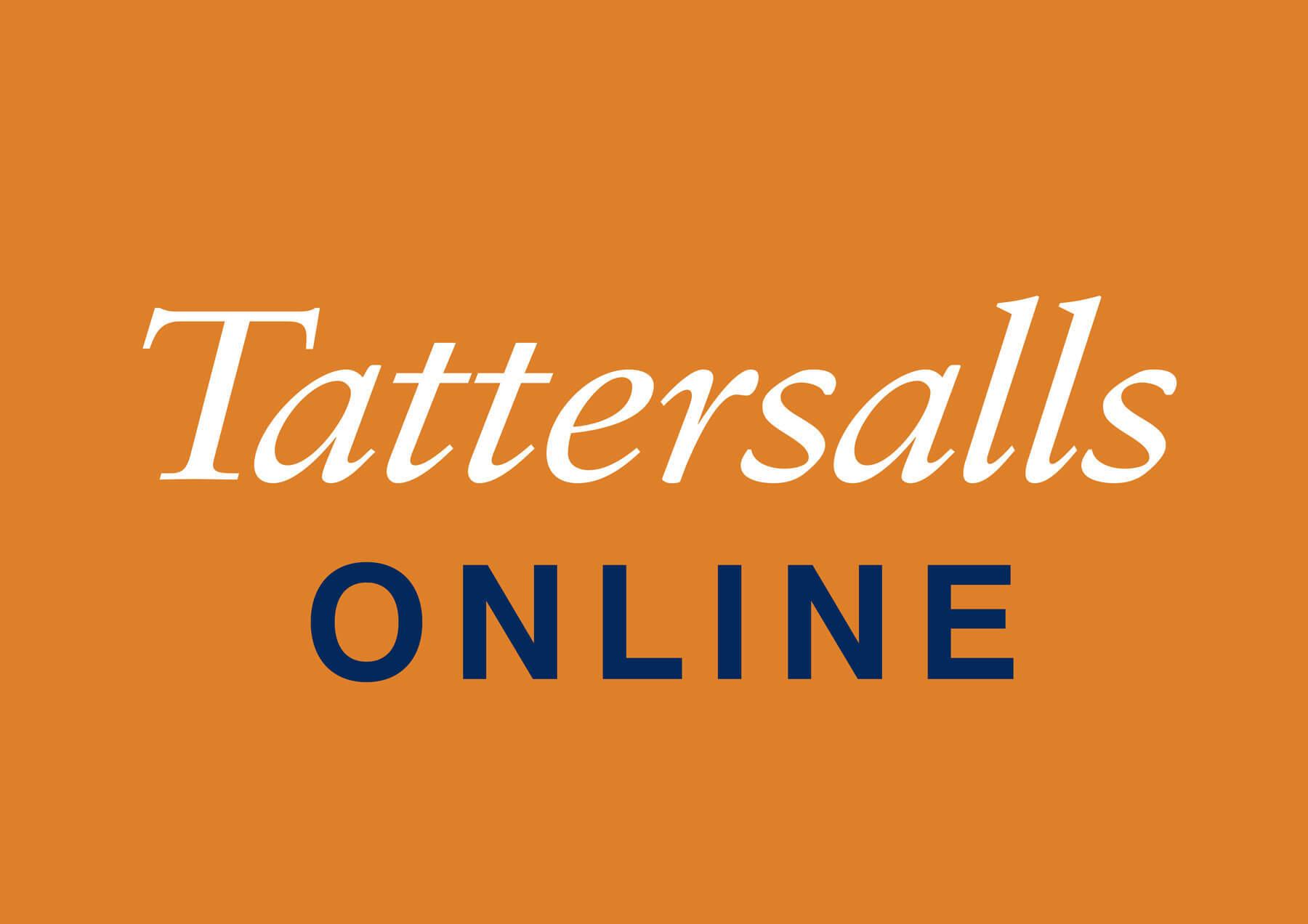Tattersalls Online August Sale Logo