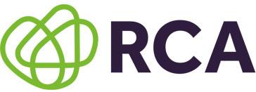 Racecourse Association (RCA) logo