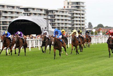 <p>TARDIS (GB) - Winner of the Listed St Hugh's Stakes at Newbury</p>