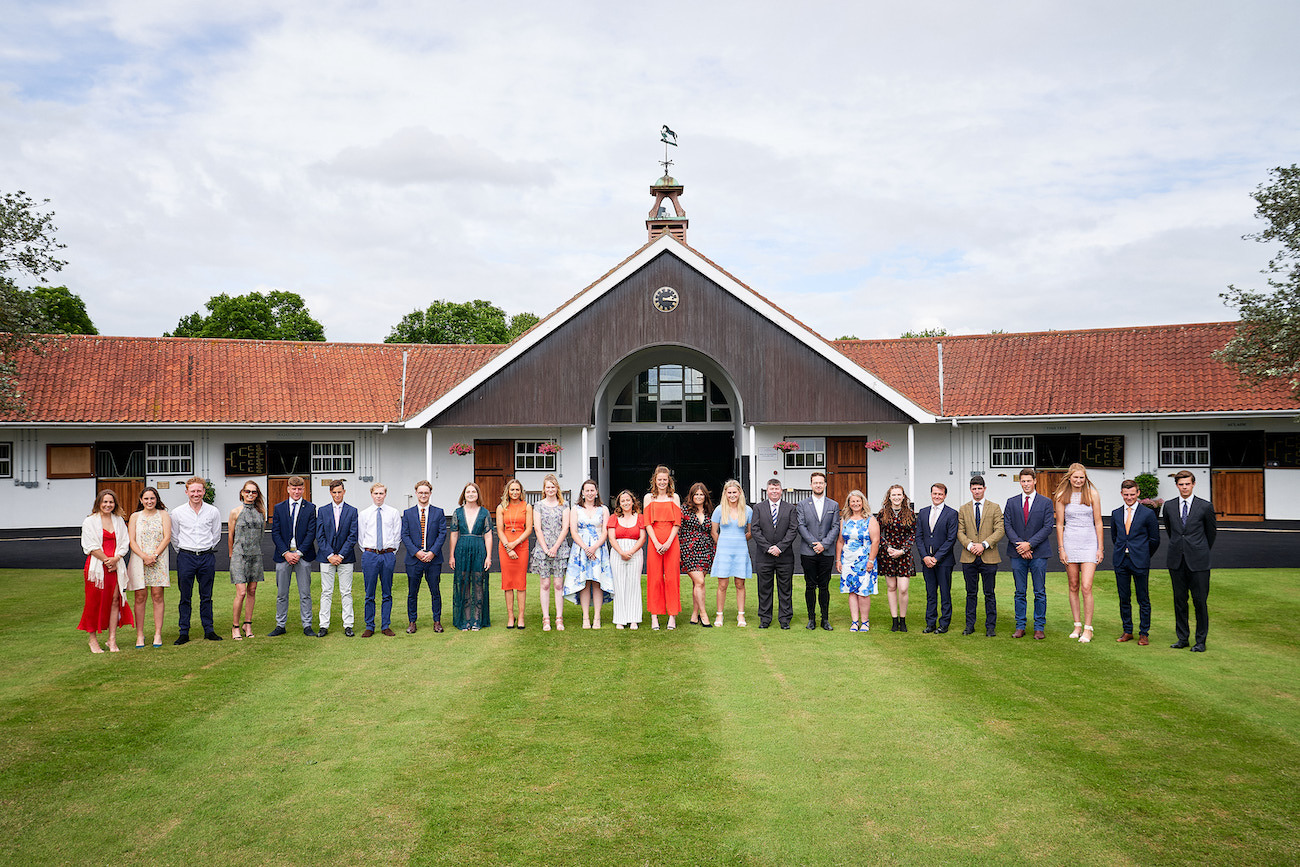 <p>The National Stud Diploma in Stud Practice & Management</p>