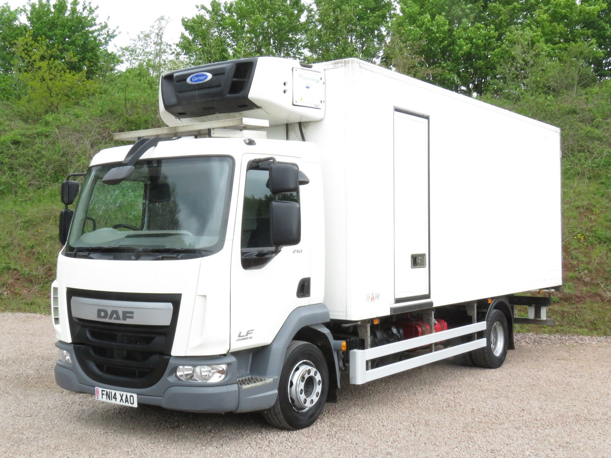 Photo of truck