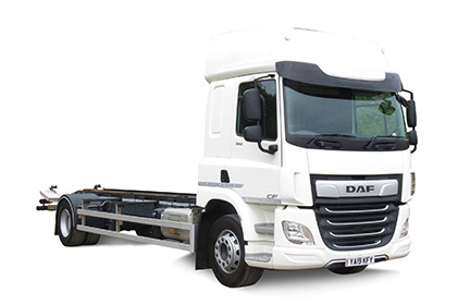 Image of Chassis cabs