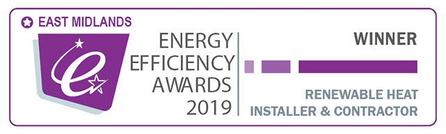 Winner: RHI Installer/Contractor of the Year – East Midlands Energy Efficiency Awards 2019