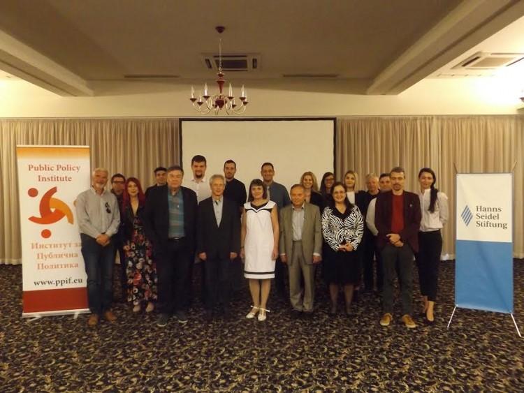 Bulgarian-Greek talks - Sandanski 16-18 October 2018