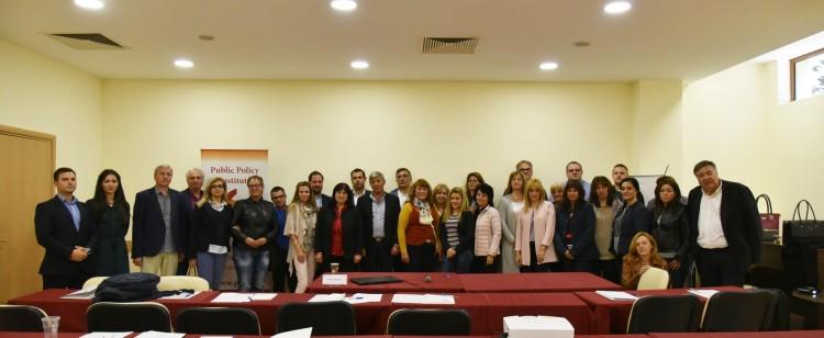 Европейско гражданско образовние за публичната администрация, Несебър 25-28 септермври 2018