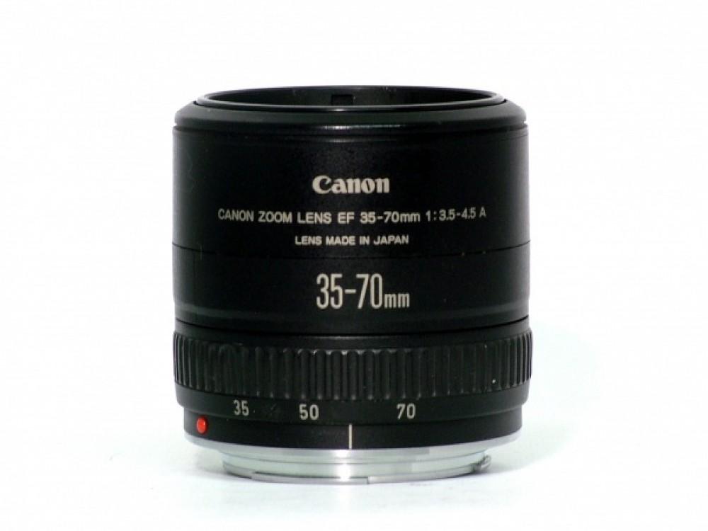 Canon 35-70mm F3.5-4.5