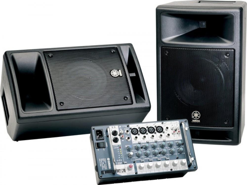 Yamaha Stagepas 300 Mixer