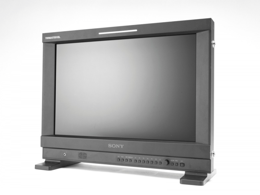 SONY PVM-A170 17IN HD MONITOR