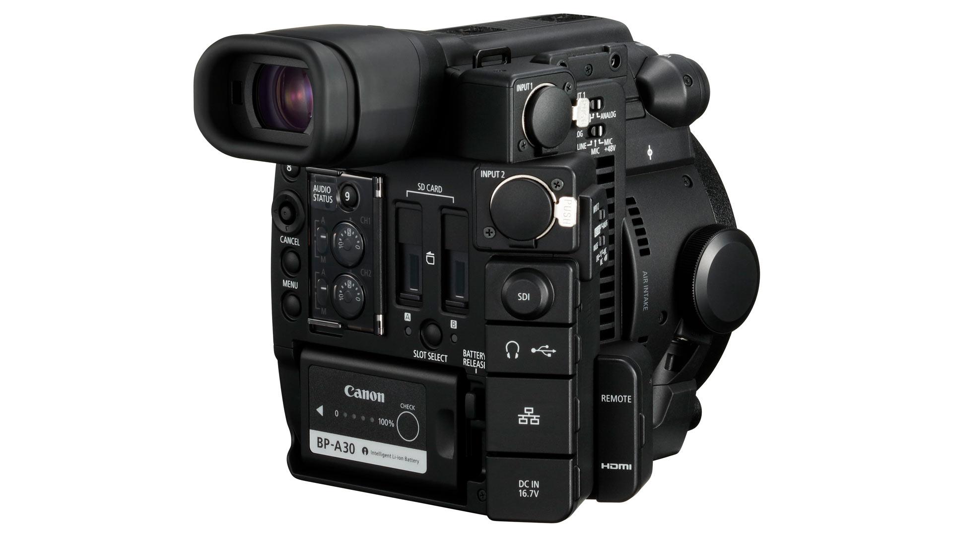 CANON EOS-C200 EF