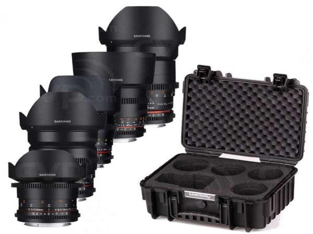 Samyang VDSLR (Lens kit)