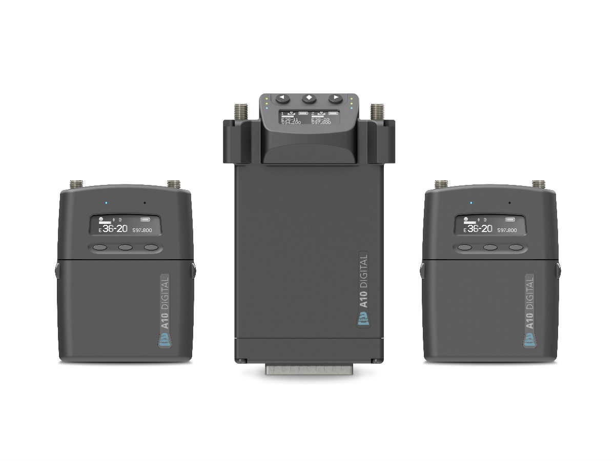 Audio Ltd A10 Digital Wireless System