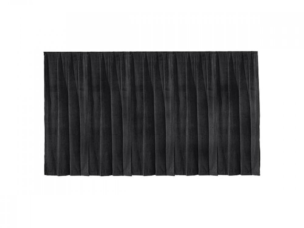 6'x6' Black Drape