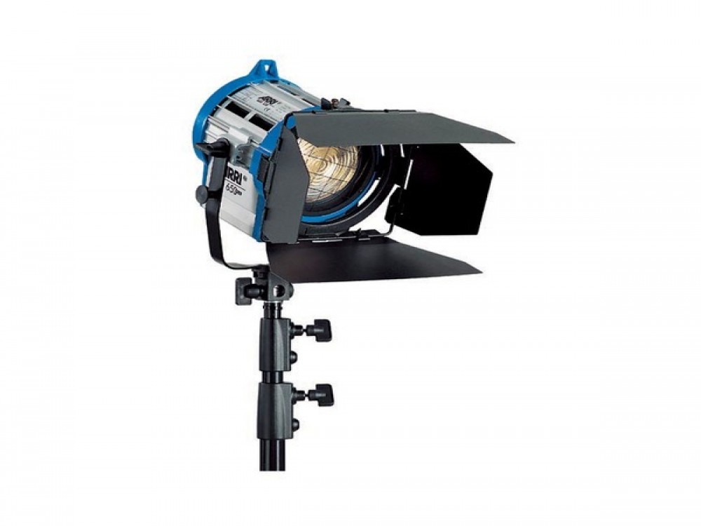 ARRI Junior 650w 2 Head Kit