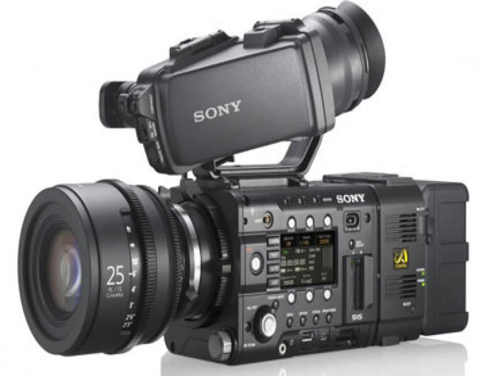 Sony PMW-F5 - E Mount