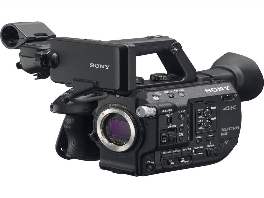 Sony PXW-FS5K - E Mount