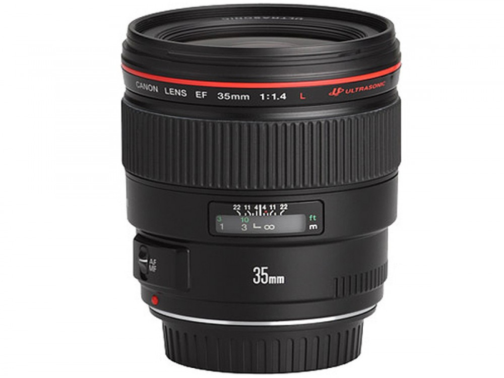 Canon 35mm f/1.4L USM