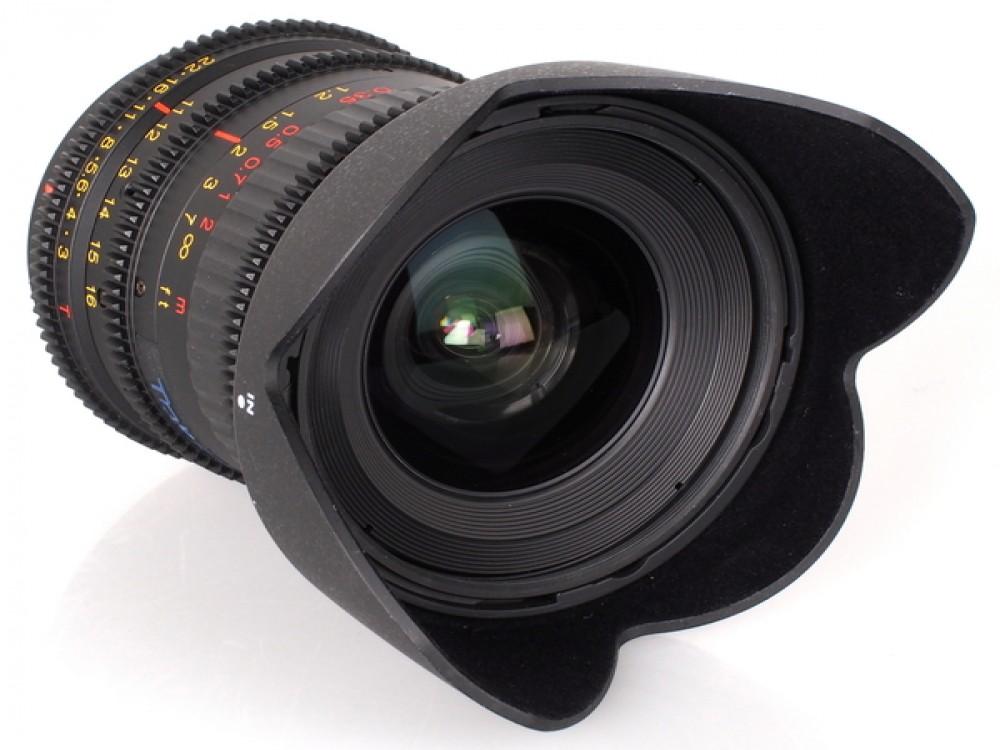 Tokina 11-16mm T3.0
