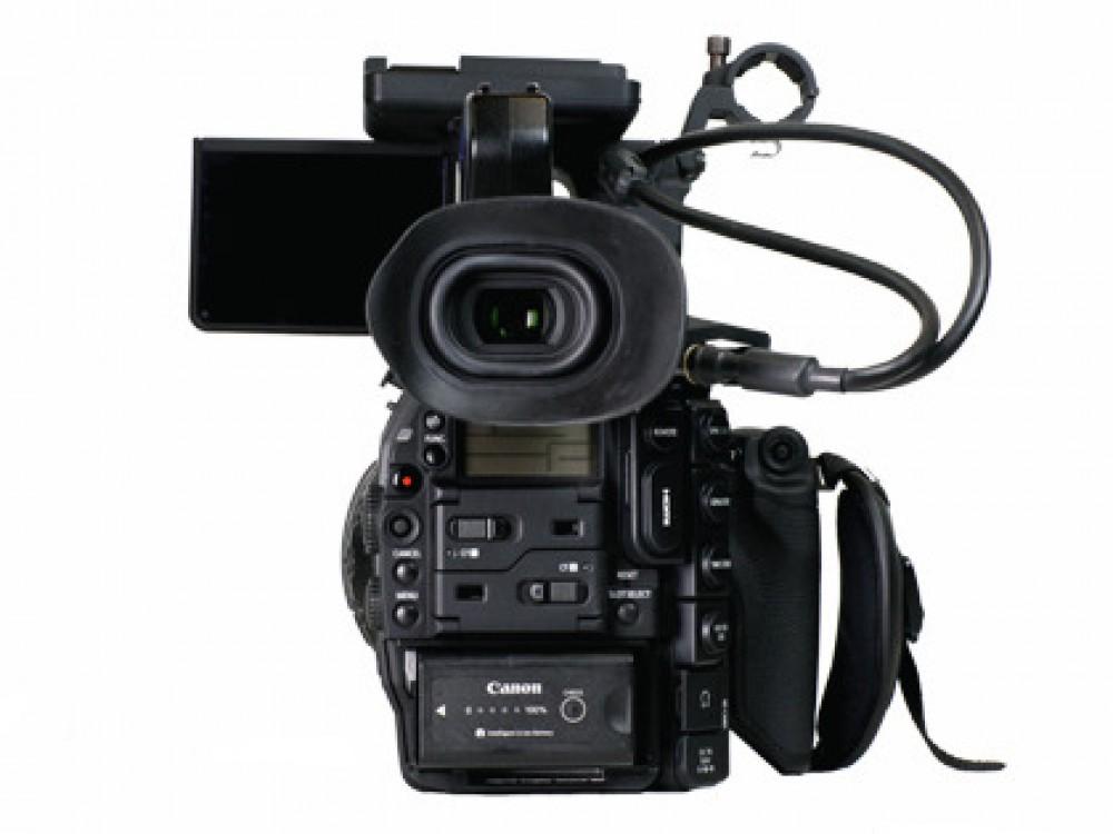 Canon EOS-C300 - EF Mount