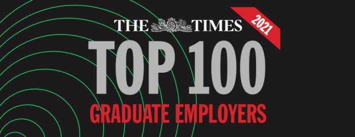 Times Top 100 Graduate Employers Thumbnail 1