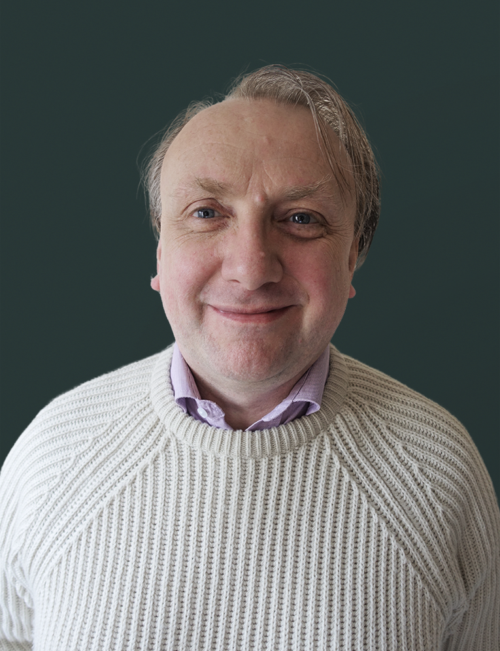 Martin Palmer Headshot