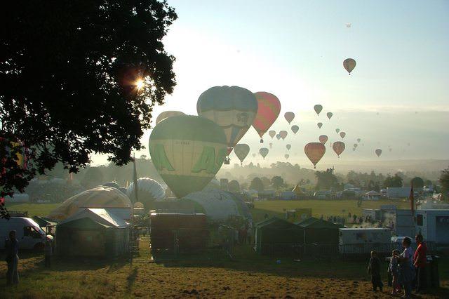 The Balloon Festival