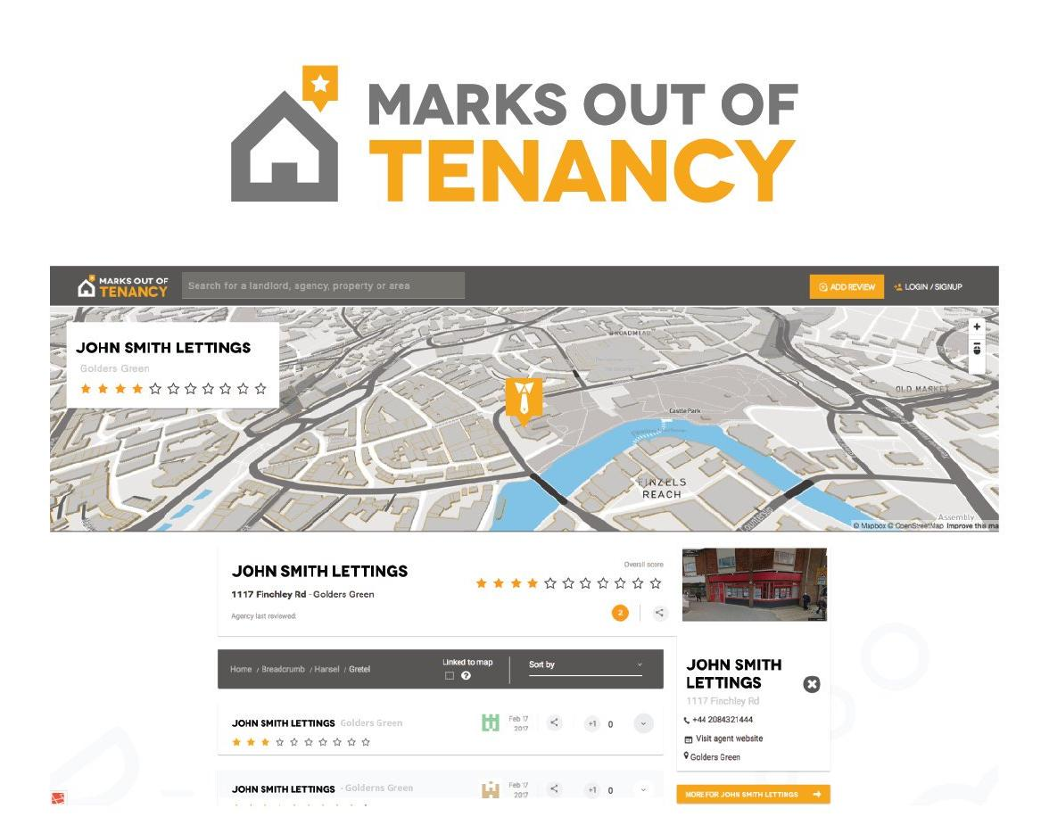 Marks Out Of Tenancy Screenshot