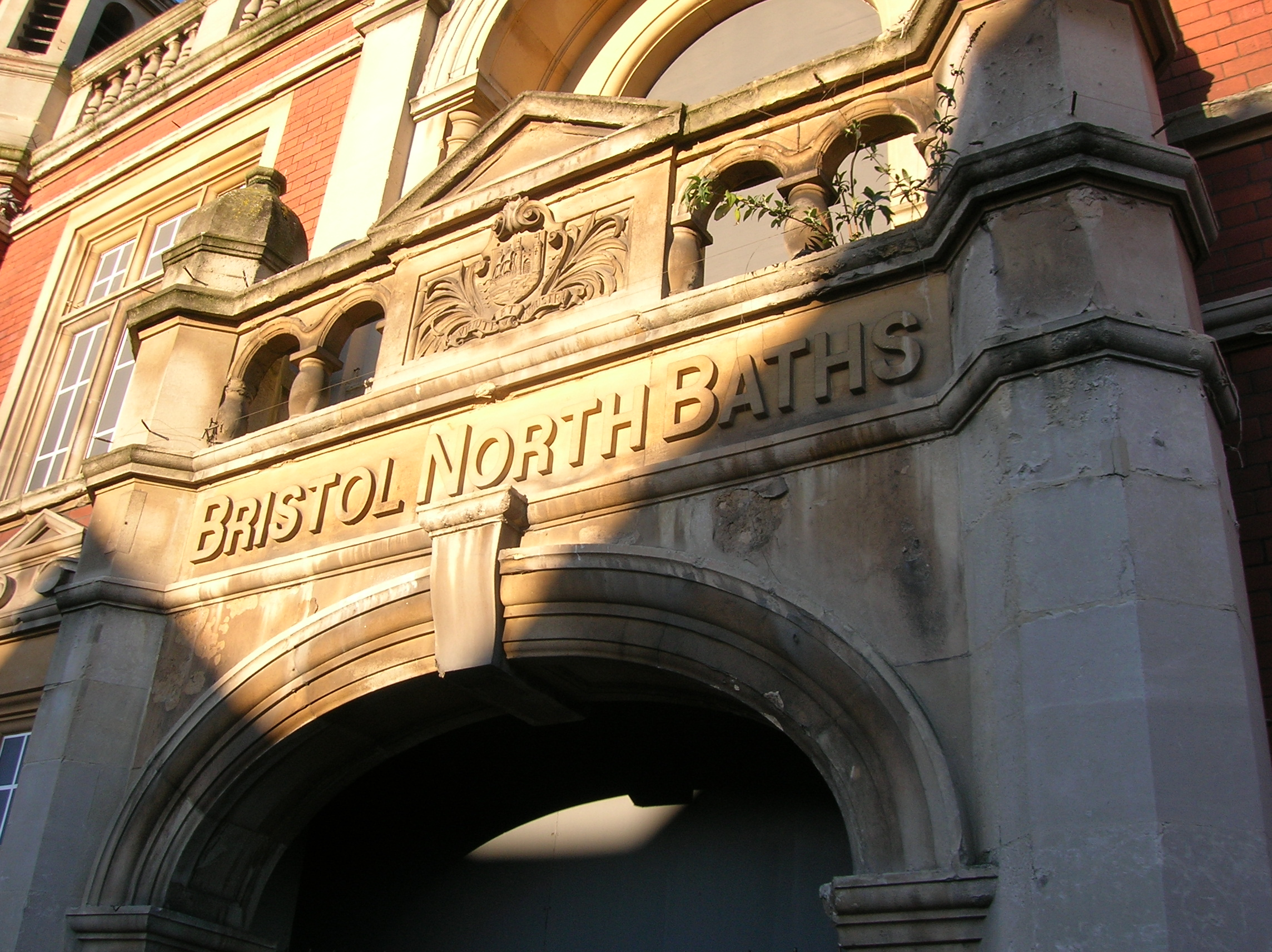 The Bristol North Baths