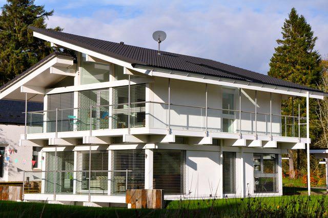 A modular house