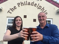 Bridget_Phillipson_MP_with_Alan_William_(publican)_at_his_10-year_milestone_celebration_at_the_Philadelphia_Pub_Enterprise_Inns_plc_Fri_30_Sep_2016_(1)_web.jpg