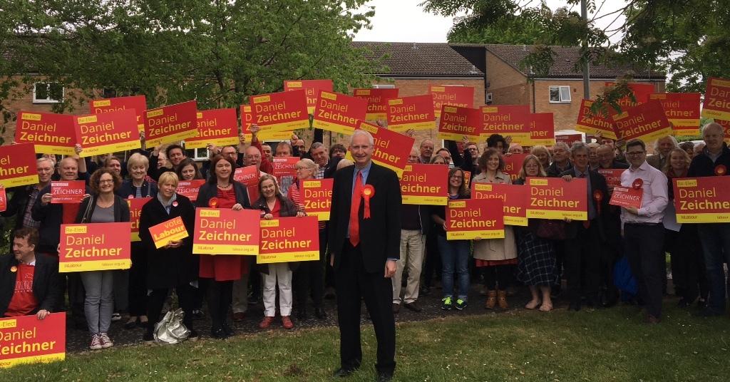 Campaign Launch Cambridge