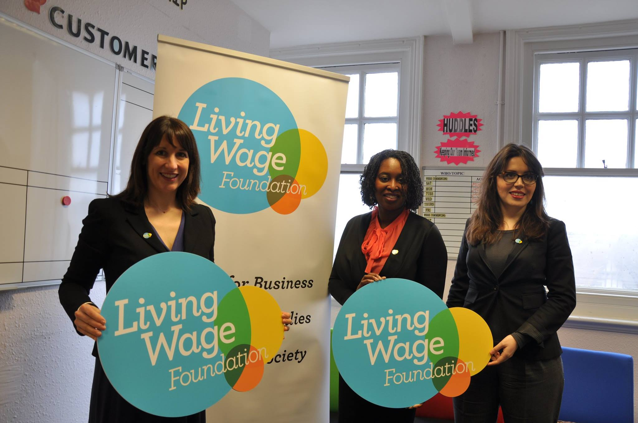 Dawn with Living Wage Pledge