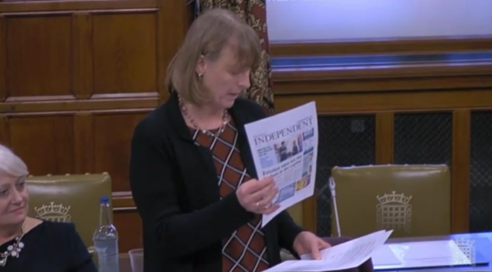 Child_Poverty_Debate_-_Holding_Enfield_Independent_article.JPG