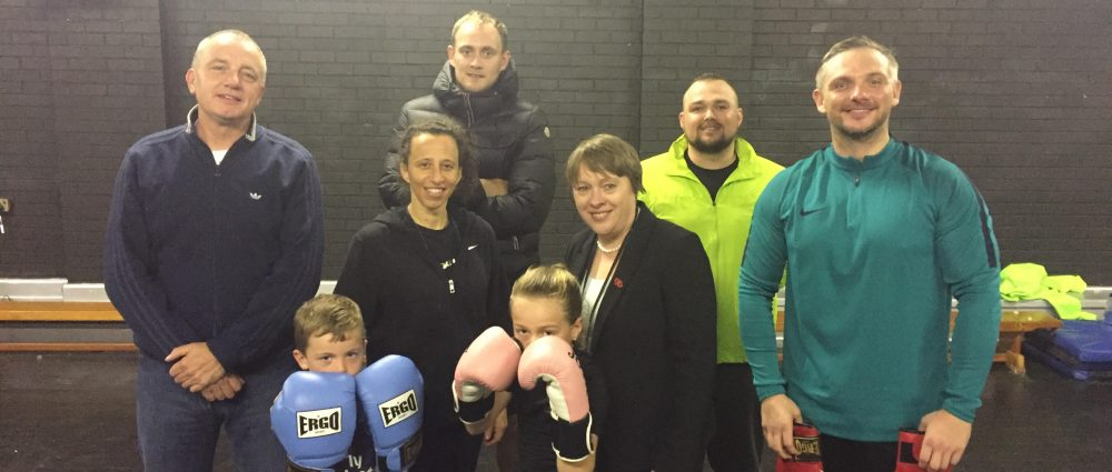 Boxing Club Main
