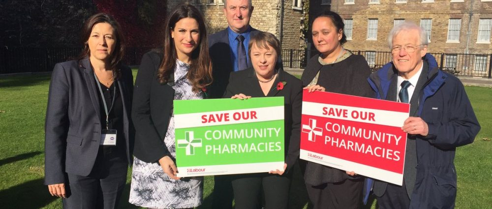 Community Pharmacies - MerseyMPs