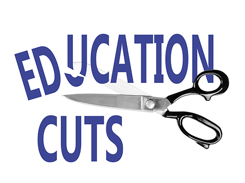 Education cuts