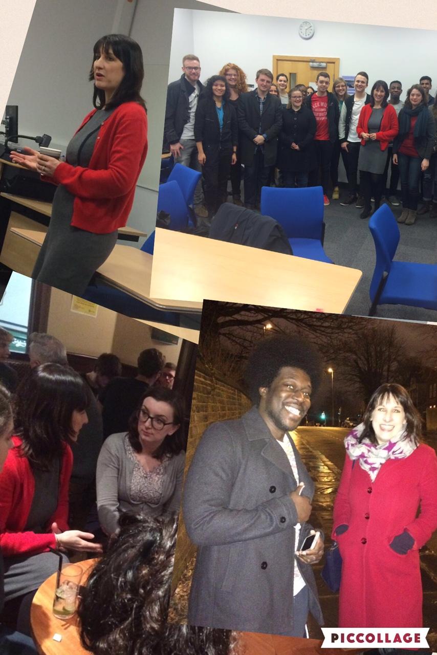 Leeds Labour Club visit