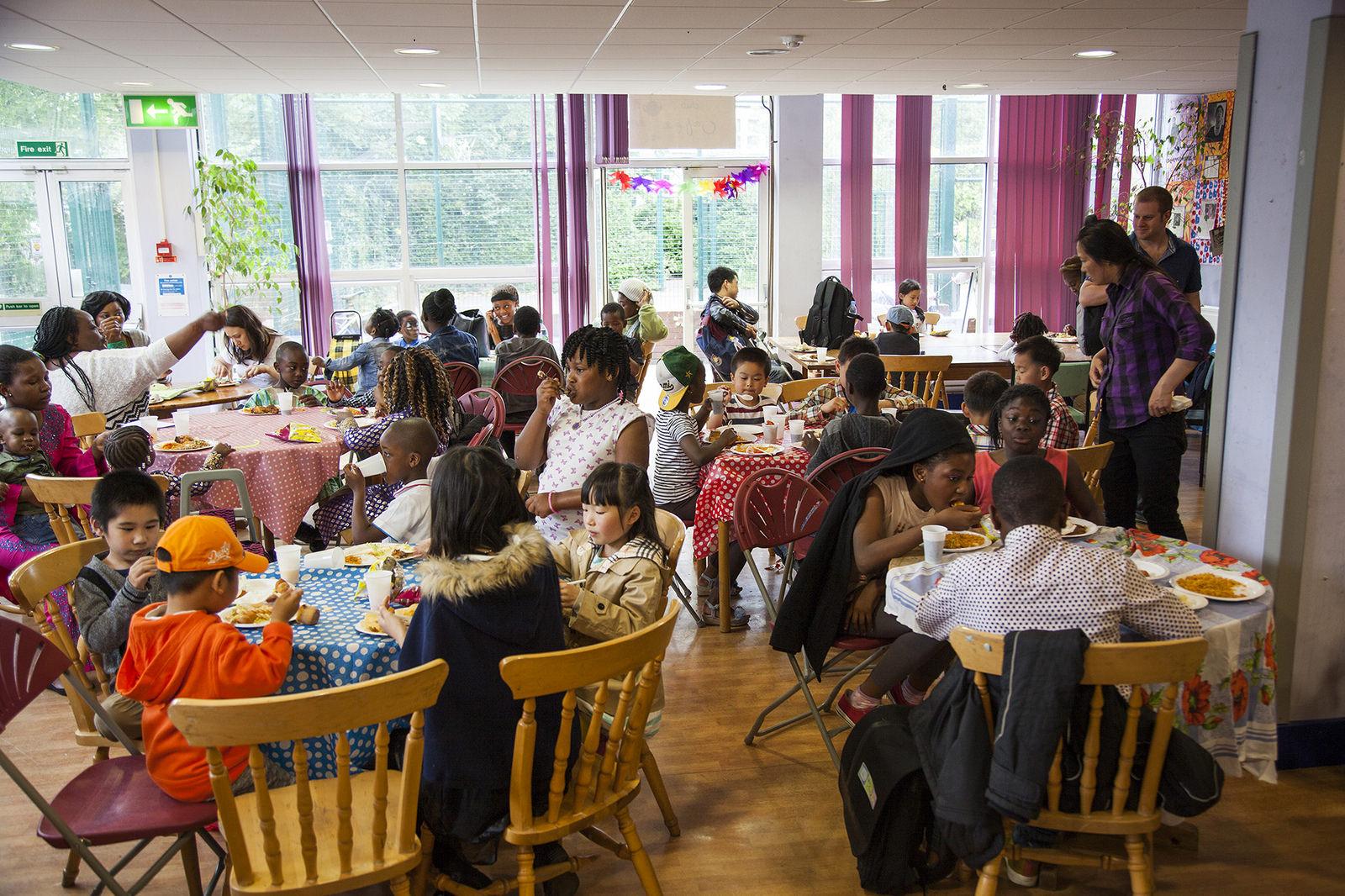 Action For Refugees In Lewisham Support Afrils Food Bank