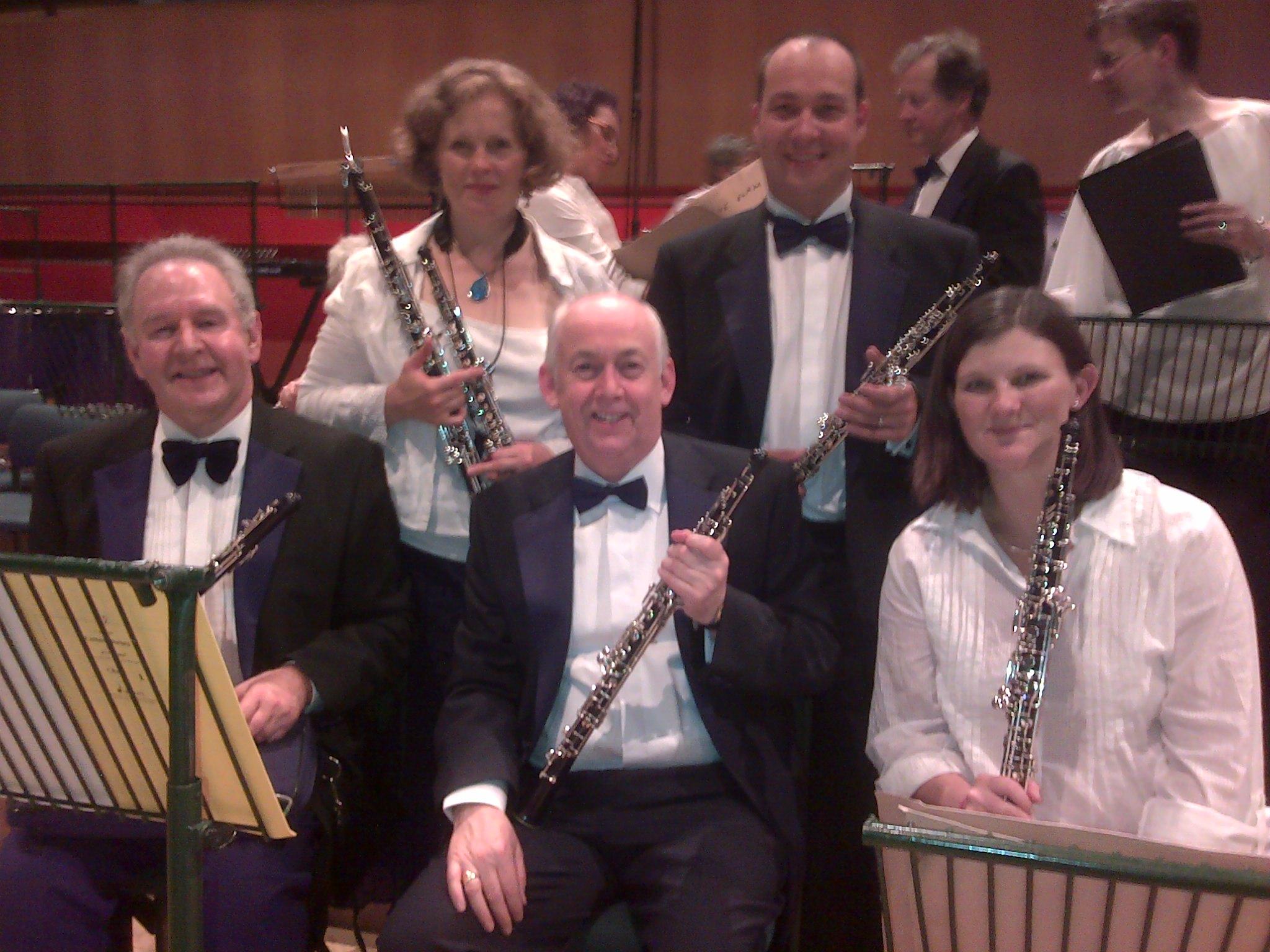 Glamorgan Youth Orchestra reunion