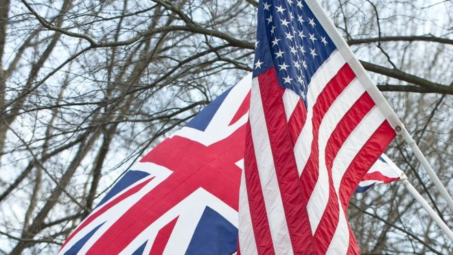 UK and US relations