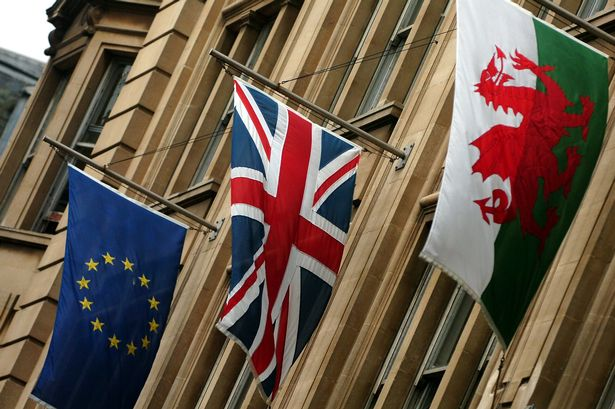 Wales, the UK and the EU