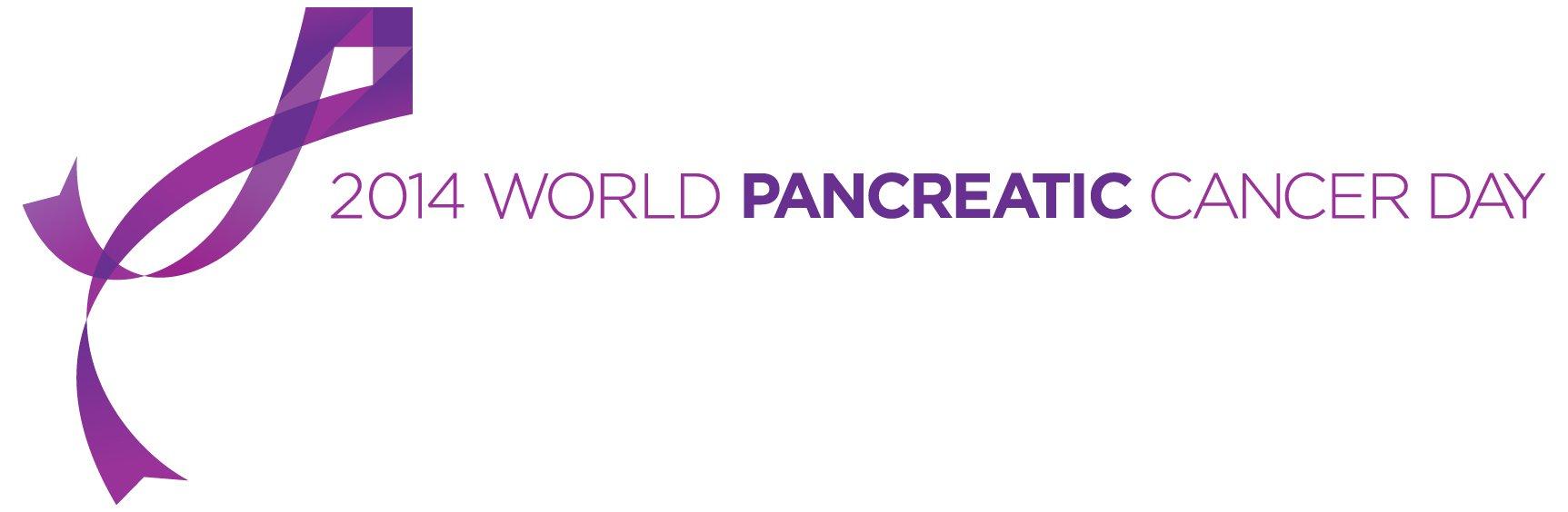 World Pancreatic Cancer Day 2014