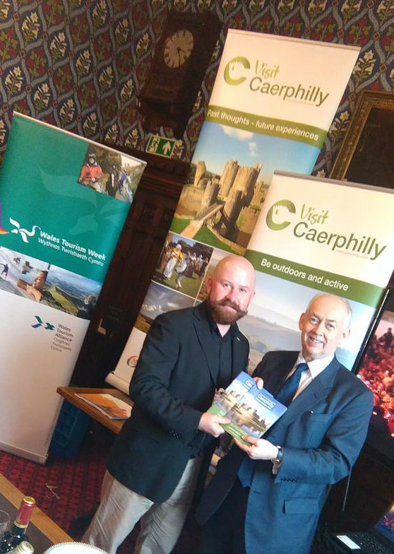 Visit Caerphilly - Wales Tourism Week