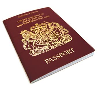 Passport delays