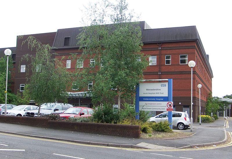 Kidderminster Hospital