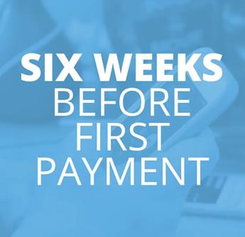 Universal Credit - Six weeks waiting time